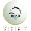 Reko Kastaplast - K1 Glow - Hole 19