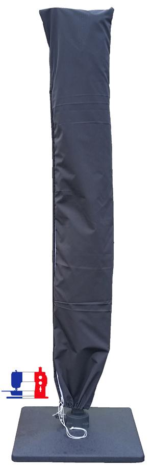 Housse Dess pour parasol excentré 3x3, 3x4 et Ø350