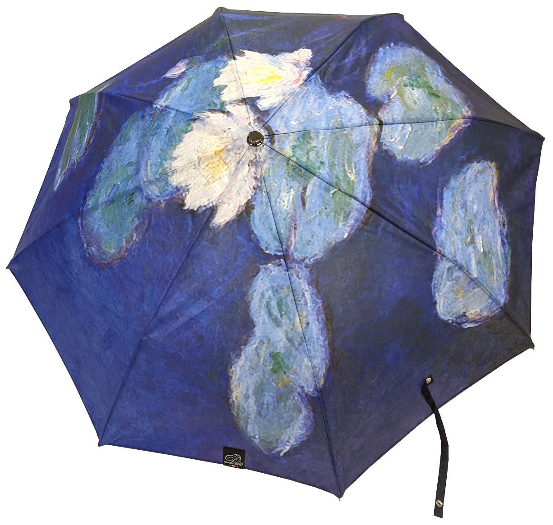 Parapluie mini automatique Nymphéas