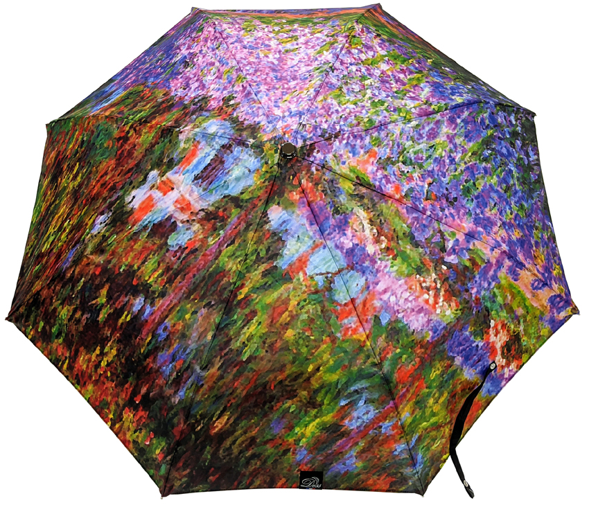 Parapluie mini automatique Jardin de Giverny