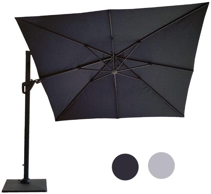 Parasol déporté orientable 3x3 OCEO