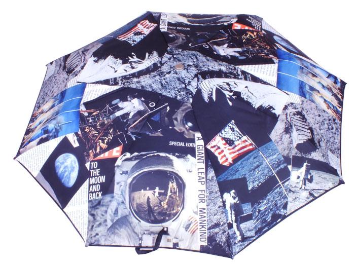 Parapluie mini automatique Moon