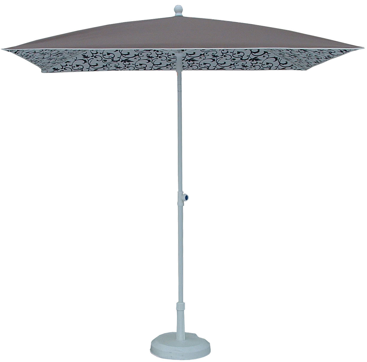 parasol rectangulaire 200x150 doubl parasol classique parasol de balcon. Black Bedroom Furniture Sets. Home Design Ideas