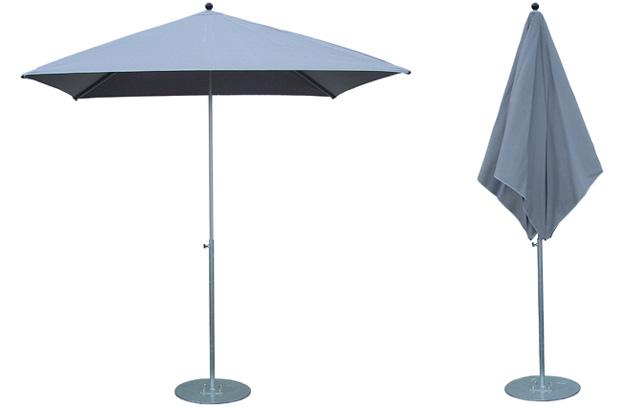 parasol alupro 2x2 parasol professionnel. Black Bedroom Furniture Sets. Home Design Ideas