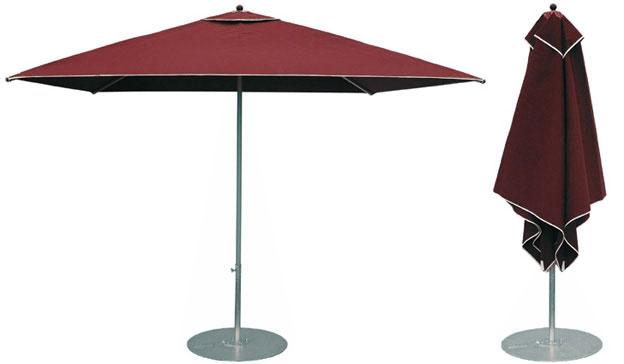 parasol alupro 3x3 parasol professionnel. Black Bedroom Furniture Sets. Home Design Ideas