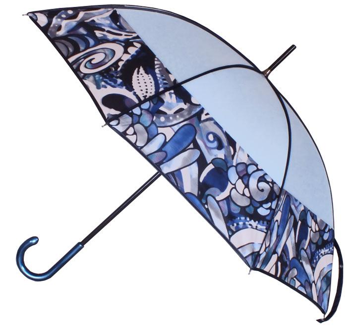 Parapluie bandeau bleu