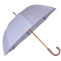 Parapluie grande taille gris
