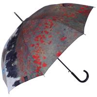 """Parapluie Renoir """"Champs de coquelicots"""""""