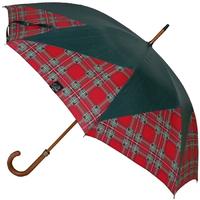 Parapluie Moulin écossais rouge