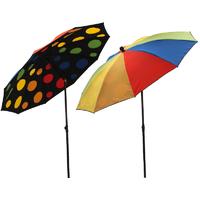parasol rond Ø250 doublé DISCO