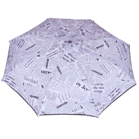 Parapluie mini journal