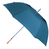 parapluie golf anti-vent vert sapin