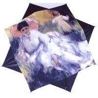 """parapluie Renoir """"Femme à l'ombrelle"""""""