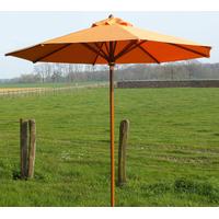 parasol bois  Ø3m