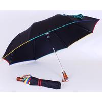 Parapluie pliant automatique acier
