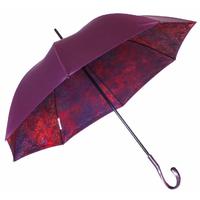 Parapluie dentelle prune