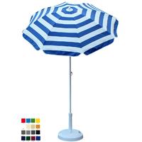 parasol rond Ø150cm  à votre couleur . Délai 7 jours ouvrés !