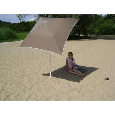 Parasol de plage pliant