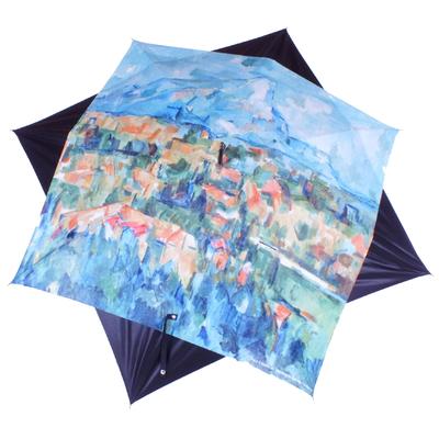 """parapluie Cézanne """"La montagne Sainte Victoire"""""""