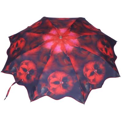 Parapluie mini pensée rouge