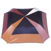 parapluie pliant acier carré