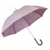 Parapluie doublé dentelle beige
