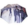 """Parapluie mini automatique """"Paris sous la pluie"""""""
