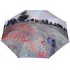 """Parapluie mini automatique """"Champs de coquelicots"""""""