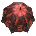 2021-parapluie-long-pensée rouge-face