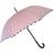 parapluie-droit-damier-rose