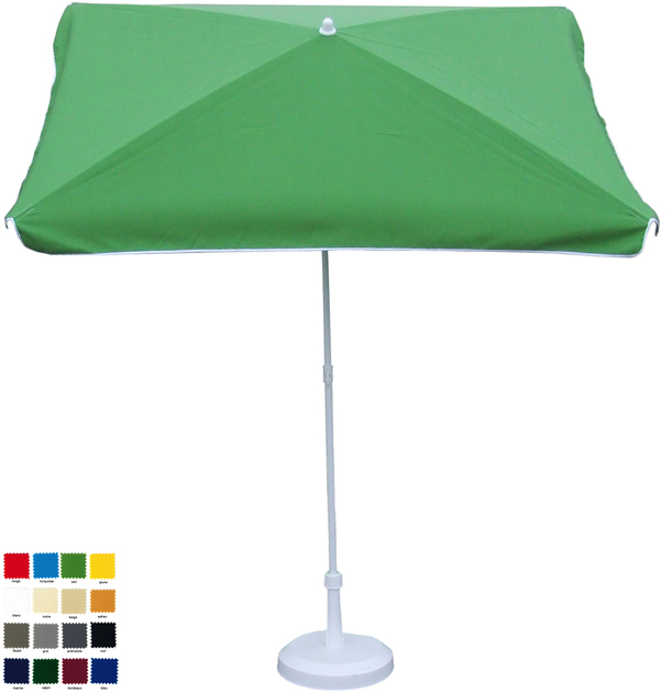 Parasol rectangulaire inclinable balcon - Parasol rectangulaire inclinable pas cher ...