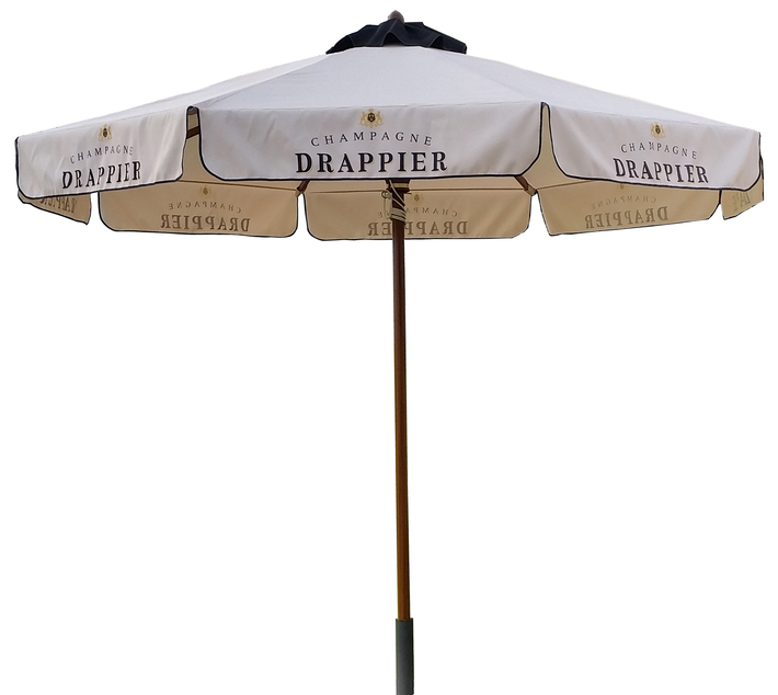 parasol bois drappier700