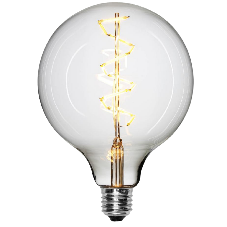NUD collection ampoule filament spiral Led culot E27