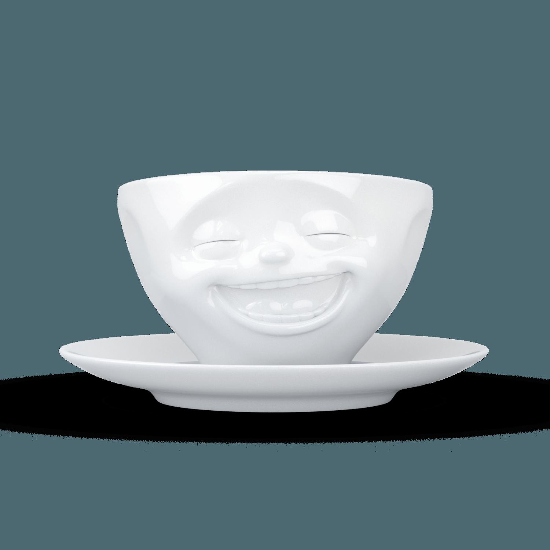 TASSE à café 200ml VISAGE