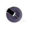 Arina enceinte bluetooth violet recharge portable musique