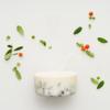 munio candela bougie 220ml framboises feuilles myrtilles lavande