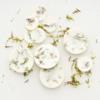 munio candela ronds cire soja parfum moss nature senteur