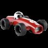 voiture de collection verve malibu rouge playforever jouet