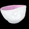 bol 500ml bisou intérieur rose vaisselle tassen