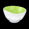 bol 500ml malicieux coquin interieur vert lime vaisselle tassen