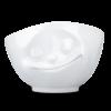 BOL 1000ml heureux content tassen petit saladier vaisselle visage(1)