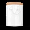 boite alimentaire charmant porcelaine couvercle liège rangement tassen58