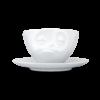 tasse à café somnolent dormeur tassen bol visage
