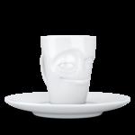 T021101_tasse espresso mug visage humeur espiègle malin emotion tassen 58products