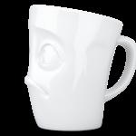 T018401_Mug_visage humeur perplexe triste pas content tassen58 vaisselle