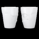 T012701_mug set tasse humeur grognon espiègle vaisselle porcelaine visage tassen58products