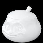 T013301_sucrier doux visage humeur tassen vaisselle porcelaine