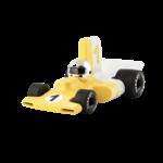 voiture verve velocita jaune collection playforever jouet