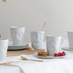 Mug visage tassen gateaux café thé tassen58(1)