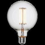 NUD collection ampoule straight filament cage LED qualité